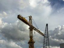 Bastão da construção Imagem de Stock Royalty Free