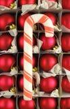 Bastão de doces Fotografia de Stock