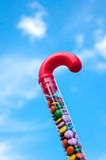 Bastão de doces Imagens de Stock Royalty Free