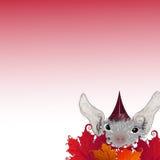 Bastão de Halloween Imagens de Stock Royalty Free