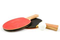 Bastão do tênis de tabela Imagem de Stock