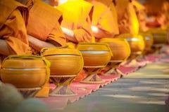 Bastão - estilo tailandês tradicional da religião Imagens de Stock Royalty Free