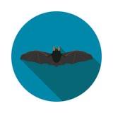Bastão liso do ícone Imagem de Stock