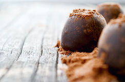 Bastón de caramelo Fotos de archivo libres de regalías