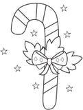 Bastón de caramelo libre illustration