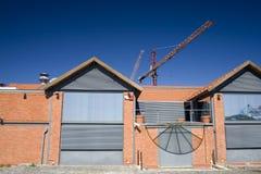 Bastões da construção Imagem de Stock Royalty Free