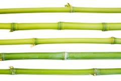 Bastões de bambu Fotografia de Stock
