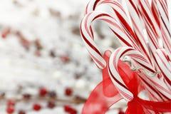 Bastões de doces Imagem de Stock