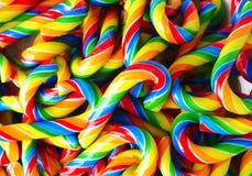 Bastões de doces Foto de Stock