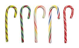 Bastões de doces Imagens de Stock