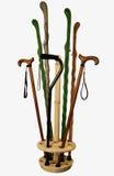 Bastões e bengalas Imagens de Stock Royalty Free