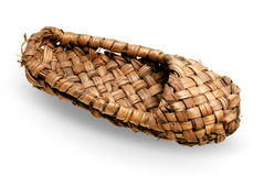 Free Bast Shoe Stock Photos - 12359303