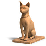 Bast statue Stock Images