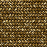 Bast weave Stock Image