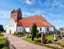 Bastad church 02 Royalty Free Stock Photo