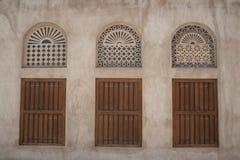 bastafönster Arkivbilder