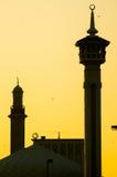 Bastakia Quarter Bur Dubai Dubai United Arab Emirates Royalty Free Stock Image