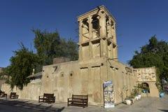 Bastakiya District in Dubai, UAE Royalty Free Stock Photography