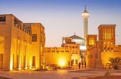 bastakiya Dubai obraz stock