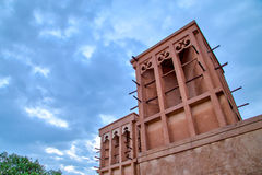 Bastakiya Royalty Free Stock Photography