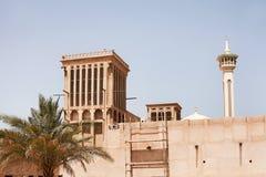 Bastakiya Quarter Royalty Free Stock Image