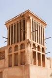 Bastakiya Quarter Royalty Free Stock Photography