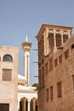 Bastakiya Quarter Royalty Free Stock Photos