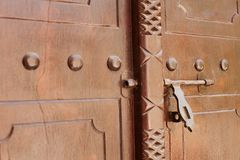 Bastakiya Quarter Royalty Free Stock Photo