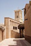 Bastakiya Quarter Stock Image
