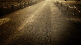 Bastante estrada imagem de stock royalty free