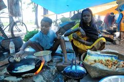 Bastar Haat Stock Images