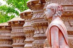 Bastar Tribe. Beautiful sculpture of Bastar Tribe stock images