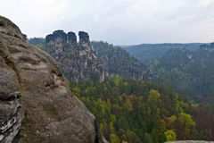 Bastei, Deutschland Royalty Free Stock Photos