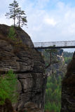 Bastei, Deutschland Royalty Free Stock Photography
