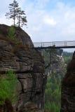Bastei, Deutschland royalty free stock photography
