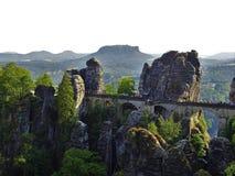 Bastei royalty free stock photo