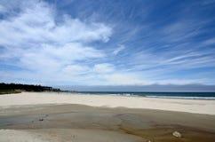 Bastendorff Beach, Coos County Park, Oregon Stock Photo
