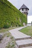 Bastião com bastille Foto de Stock