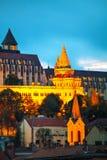 Bastião do pescador em Budapest, Hungria Fotos de Stock Royalty Free