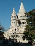 Bastião dos pescadores de Budapest Fotografia de Stock Royalty Free