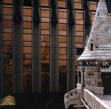 BASTIÓN DEL PESCADOR, BUDAPEST Imagen de archivo libre de regalías