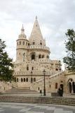 Bastión del pescador en Budapest, Hungría Imágenes de archivo libres de regalías