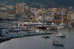 Bastia Royalty-vrije Stock Foto's