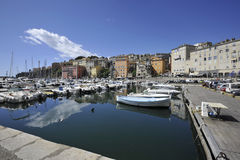 Bastia immagine stock libera da diritti