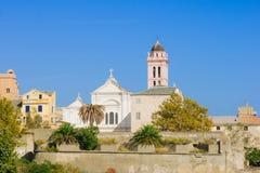 Bastia Citadel Royalty Free Stock Photos