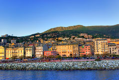 Bastia in Corsica Royalty Free Stock Images