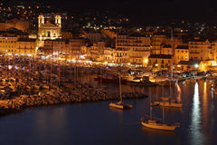 Bastia , Corsica Royalty Free Stock Image