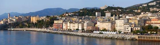 Bastia, Corsica, Corse, Cap Corse, Upper Corse, France, Europe, island Royalty Free Stock Photos