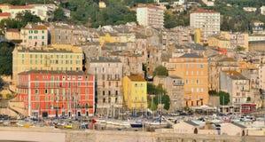Bastia (Corsica) Royalty Free Stock Photography