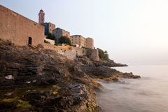 Bastia fortification Stock Photo